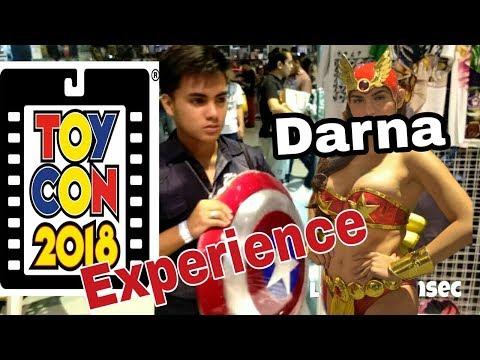 TOYCON EXPERIENCE! |Ft. Alex Nacpil and Keylyn Trajano as darna|