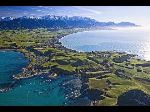 South Island NEW ZEALAND: Christchurch, Kaikoura, Picton