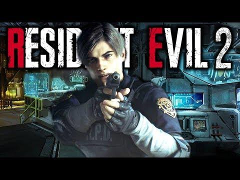LEON FINAL BOSS ENDING! | Resident Evil 2 Remake Gameplay - Part 3 (Ending)