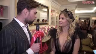 Чего хотят женщины: Иван Чуйков на девичнике премии «Женщина года» Glamour 2018