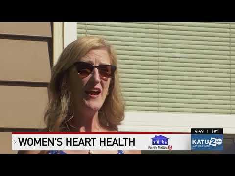 Providence KATU Family Matters 9/22/21 4pm News: Women and Heart Disease – Dr. Tam