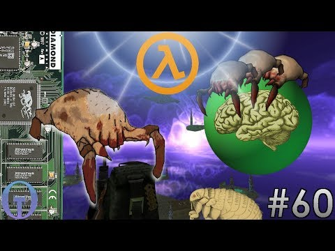 Out of control - Headcraby (Half-Life) || Teoria Gier #60