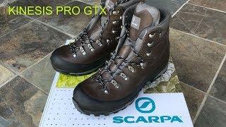 Scarpa's Kinesis PRO GTX