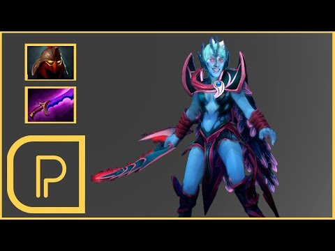 Purge Plays Vengeful Spirit w/ Slacks