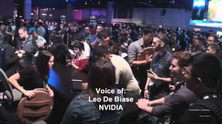BlizzCon 2014: NVIDIA Booth Tour