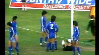 All Whites v Japan - OQ - 25 September, 1983
