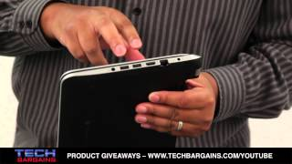 HP Pavilion Touchsmart 11 Unboxing (HD)