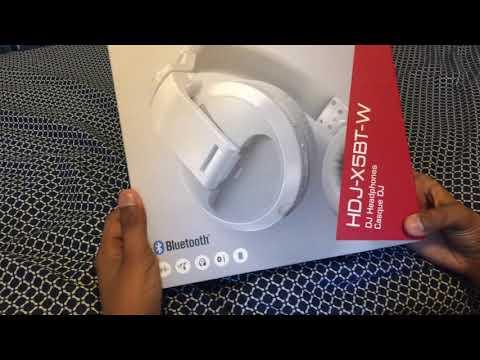 Head phone review pioneer DJ headset