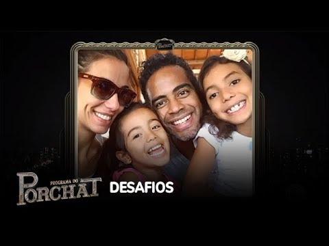Jair Oliveira e Tania Khalill falam sobre as filhas e projeto para crianças