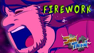 Video FIREWORK FULL COVER (JONTRON OFFICIAL) download MP3, 3GP, MP4, WEBM, AVI, FLV Agustus 2018