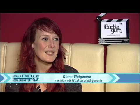 Diane Weigmann - Interview bei Bubble Gum TV