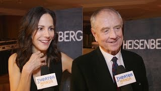 Mary-Louise Parker and Denis Arndt on Uncertainty and Hope in Heisenberg