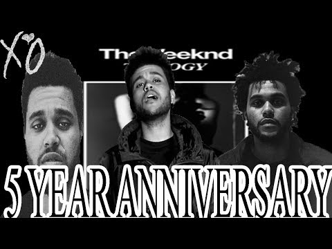 THE LEGEND OF TRILOGY: 5 YEAR ANNIVERSARY