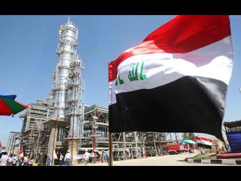 أول إنتاج تجاري للغاز في العراق من حقل السيبة في البصرة  - 18:23-2018 / 4 / 25