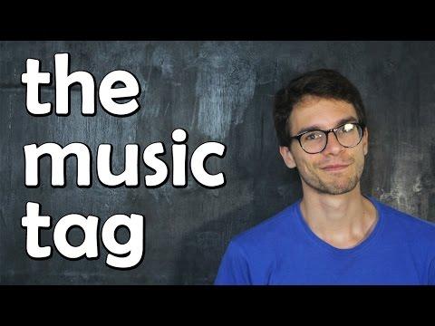 Inglês com Música | The Music Tag