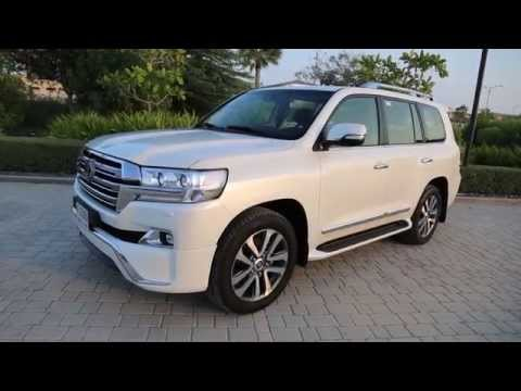 2016 Toyota Land Cruiser Prices in the UAE
