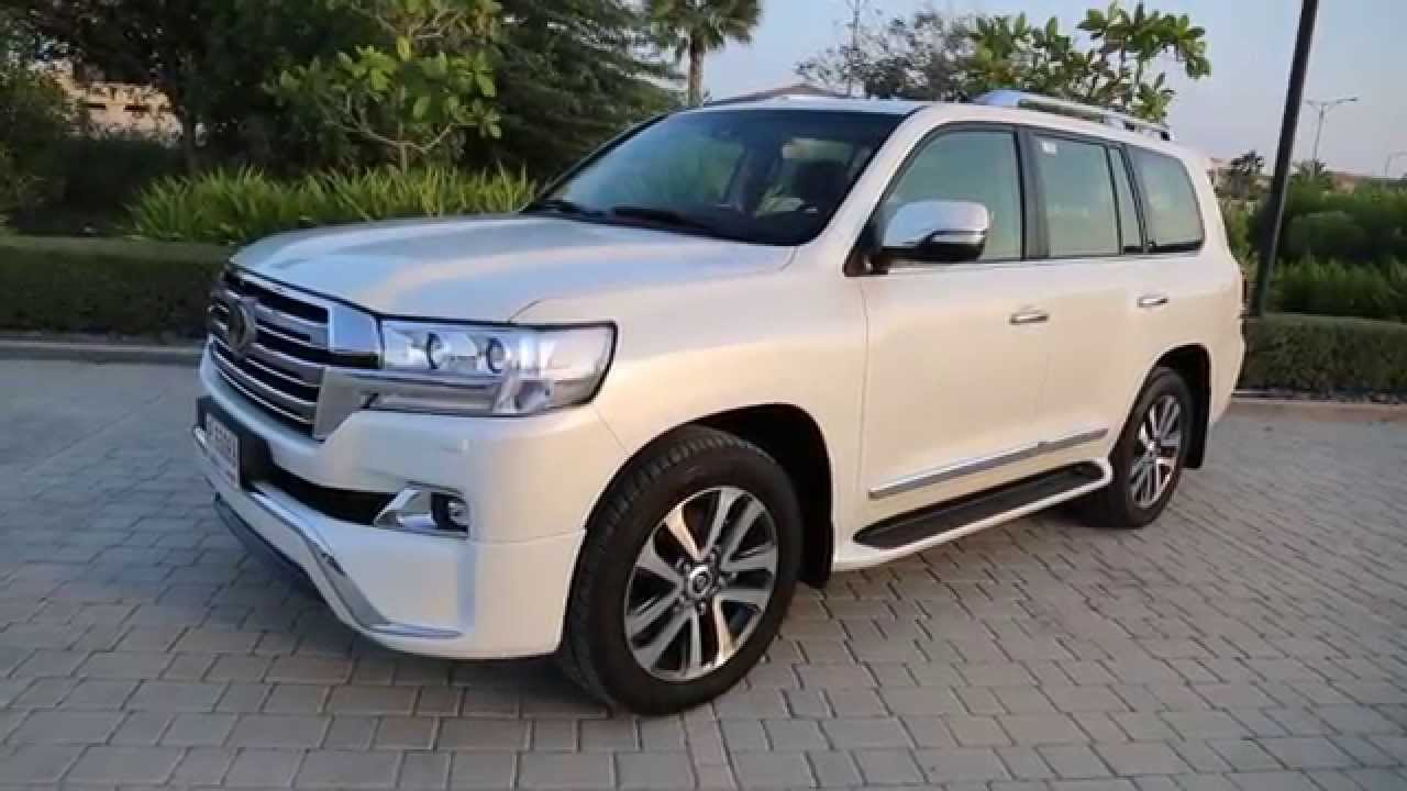 2016 toyota land cruiser prices in the uae   youtube