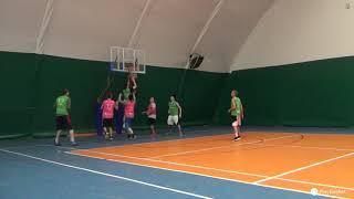 Смотреть видео PlayBasket. Видеообзор 27.12.2018 (Метро Электрозаводская). Любительский баскетбол в Москве онлайн