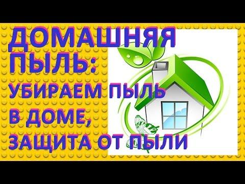 Домашняя пыль: убираем пыль в доме, защита от пыли