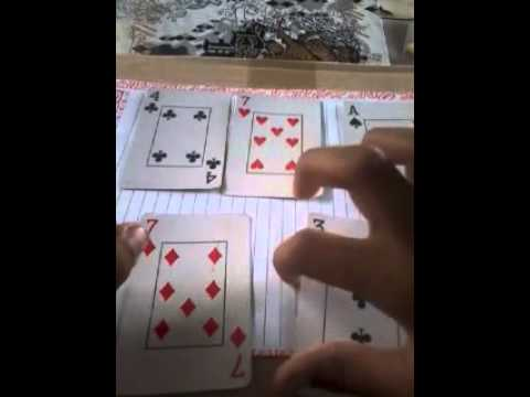 Como Jogar TRUCO MINEIRO