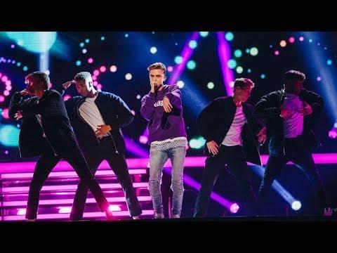 Öppningsnummer Idolfinalen  - Idol Sverige TV4