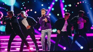 Öppningsnummer Idolfinalen 2017 - Idol Sverige (TV4)
