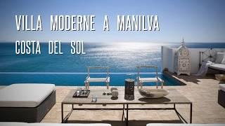 Fantastique VILLA MODERNE 3 ch. à vendre à Manilva, Malaga, Espagne - 450.000€!! A visiter!