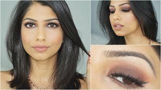 Easiest Smokey Eye...EVER!   Arshia's Makeup
