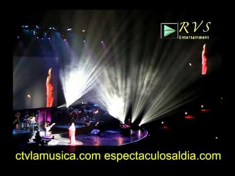 Variedades...y Mas!  Angela Carrasco (En El Gibson Amphitheatre) 2011