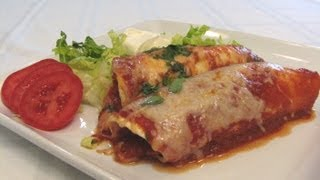 Chicken Enchiladas -- Lynns Recipes