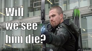 Elseworlds: What Was Oliver's Deal With The Monitor?