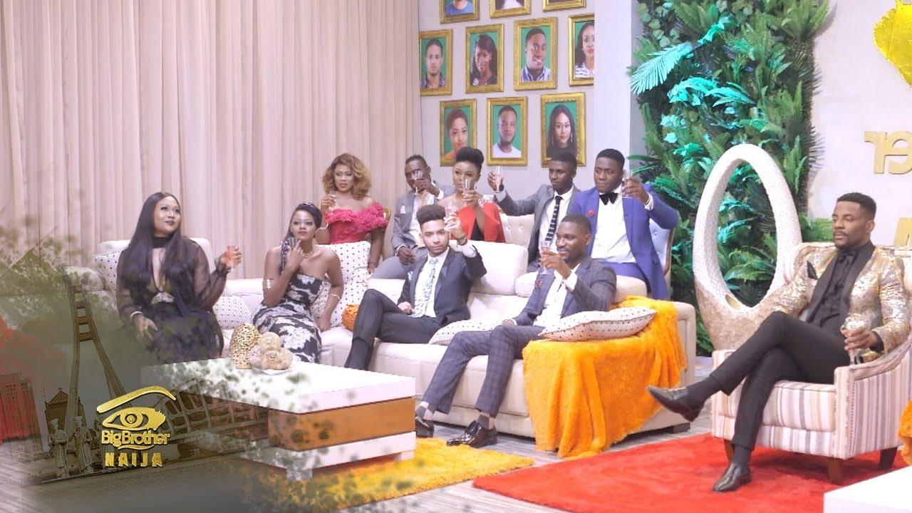 Download Biggie makes a special appearance   Big Brother Naija: Reunion   Africa Magic