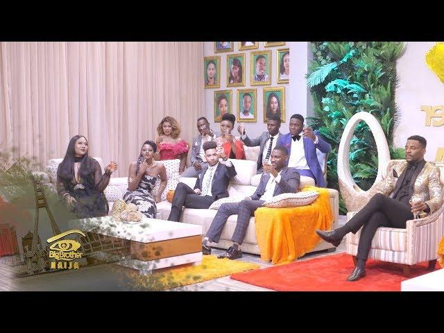 Biggie makes a special appearance | Big Brother Naija: Reunion | Africa Magic