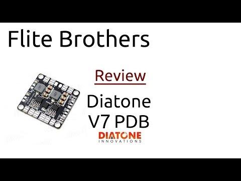 Diatone V7 Mini PDB Review