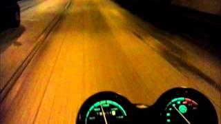 David VS Yamaha YBR 125 CC Túnel De La Rovira, 27.07.2014