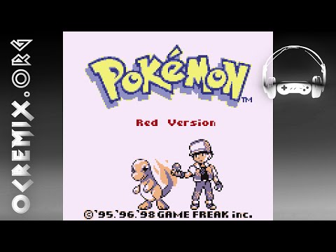 OC ReMix #2236: Pokémon Red Version 'Out of the Palace' [Hall of Fame] by The Key to Progression