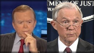 LOU DOBB'S JUST WRECKED JEFF SESSIONS AND TALKS ABOUT THE DIRTY SECRET DEEP STATE MAY HAVE ON HIM