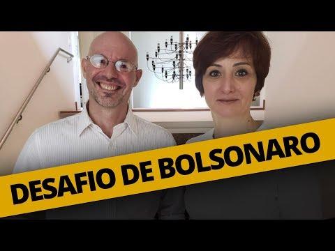 2019: NEM CORRUPÇÃO, NEM SEGURANÇA - QUAL O PRINCIPAL DESAFIO DE BOLSONARO?