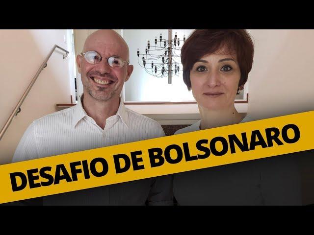 2019: NEM CORRUPÇÃO, NEM SEGURANÇA - QUAL O PRINCIPAL DESAFIO DE BOLSONARO??