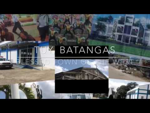 Tuy, Batangas - The Blessed Town of the West