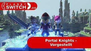 Portal Knights (Switch) - Vorgestellt