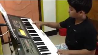 Diptak key board son Bharat Amar Bharat Barsho Manna De