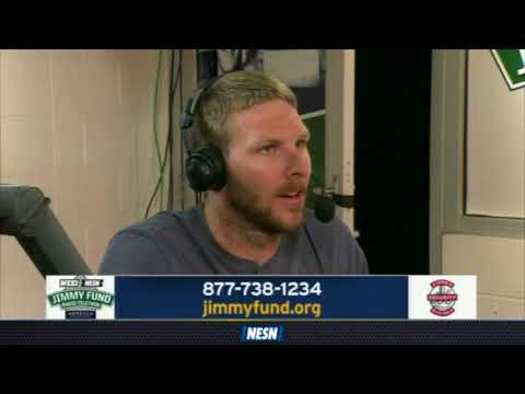 Jimmy Fund Interview: Chris Sale