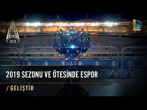 2019 Sezonu ve Ötesinde Espor | /geliştir - League of Legends thumbnail