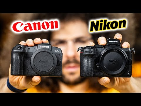 Canon EOS RP vs Nikon Z5: Which Camera Should You Buy?