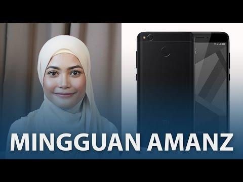 Mingguan Amanz - Xiaomi Mi 6, Acer Chromebook, Unifi Lite