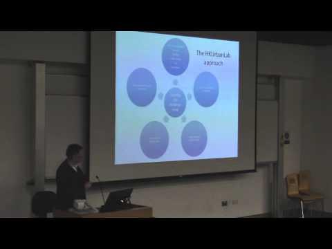 Healthy City - Prof. Chris Webster: