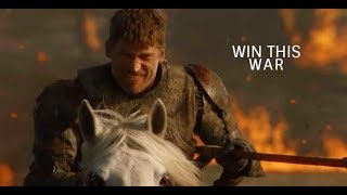 Game of Thrones - Hear my battle cry