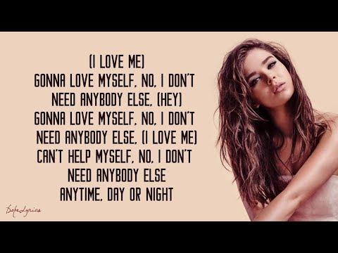 Hailee Steinfeld - Love Myself (Lyrics) 🎵