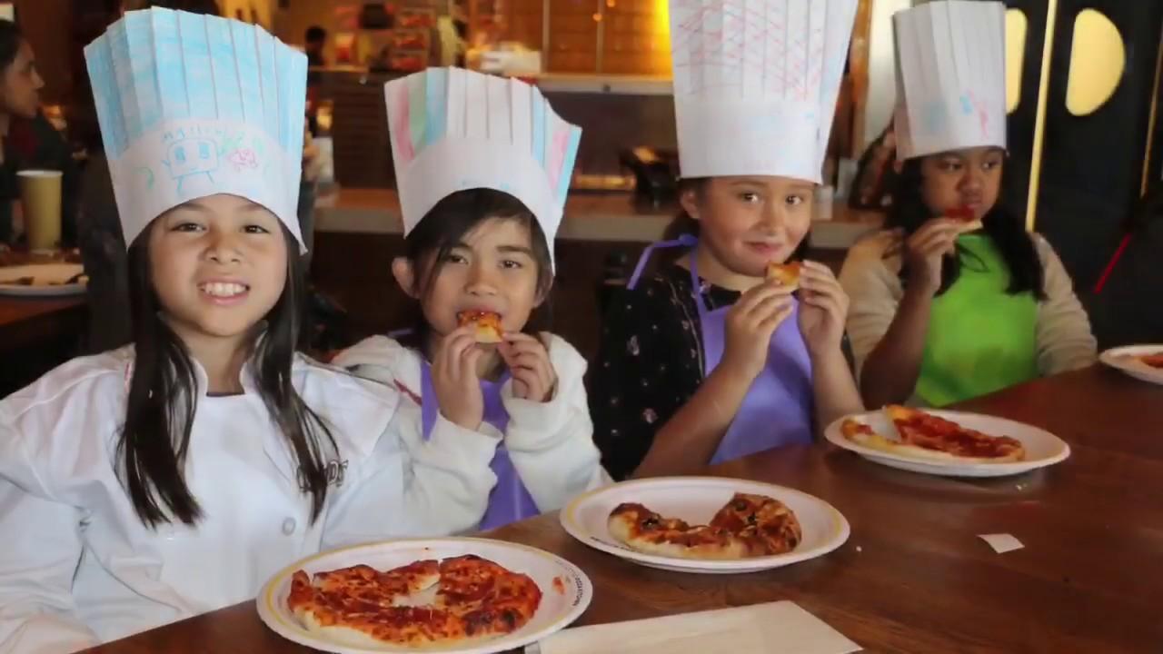 california pizza kitchen birthday party youtube rh youtube com